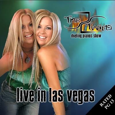 The Twins Live in Las Vegas CD for Sale